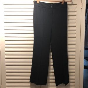 Ann Taylor aloft black dress pants- 6P